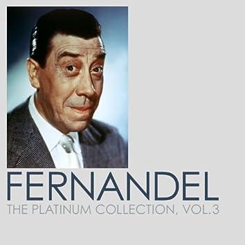 Fernandel, The Platinum Collection, Vol. 3