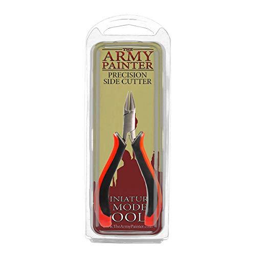 The Army Painter | Precision Side Cutters | Pinze da Taglio Diagonale per Modelli in Plastica, Resina e Metallo | Strumento da Taglio di Precisione in Acciaio Inox per Modellismo