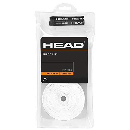 Head 30 Prime Accesorio de Tenis, Unisex Adulto, Blanco, Talla única