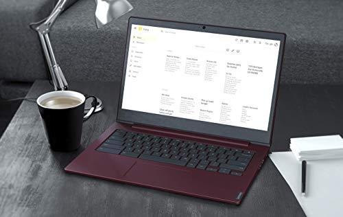 Lenovo Chromebook S340T Laptop 35,6 cm (14 Zoll, 1920x1080, Full HD, WideView, Touch) Slim Notebook (Intel Celeron N4000, 4GB RAM, 64GB eMMC, Intel UHD-Grafik 600, ChromeOS) schwarz - 4