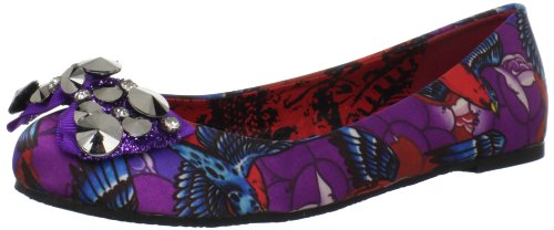 Top 10 best selling list for iron fist flat shoes size 5