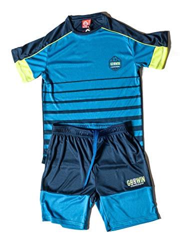 ALPHADVENTURE Go&Win Conjunto Deportivo Nedith Jr Niño Azul Talla 14