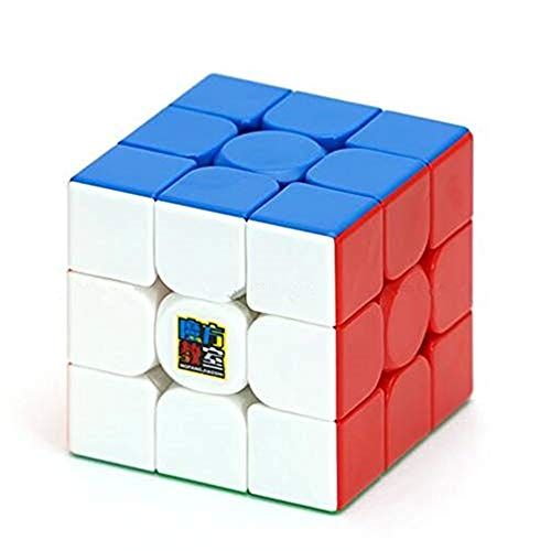 CuberSpeed Moyu Meilong 3x3 M Magnetic stickerless Speed Cube MFJS MEILONG 3x3x3 M Cubing Classroom Meilong 3x3 M Speed Cube