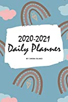 Cute Cats 2020-2021 Daily Planner (6x9 Softcover Planner / Journal)