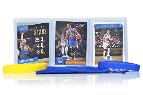 Stephen Curry Card Bundle - Golden State Warriors Basketball Trading Cards - 2X MVP # 30