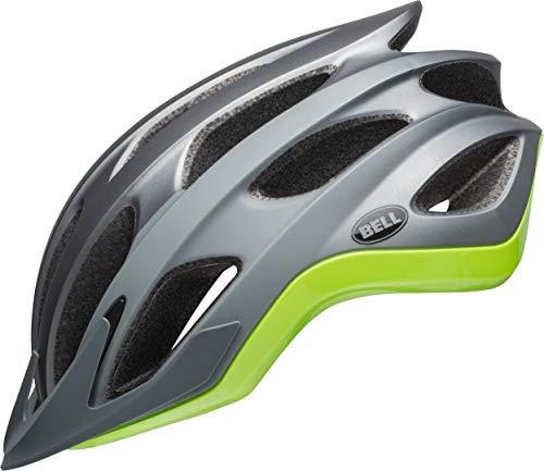 Bell Unisex - Caschetto da ciclismo per adulti Drifter Thunder m/g gunmet/bt green L