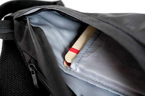 415xD9zZnoL - Wenger Premium Cross Body Bag - Bolso deportivo para hombre y mujer, bolsa de deporte, bolsa de hombro para esquí…
