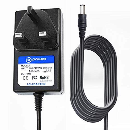 T-Power 19V Ac Dc Adapter Charger Compatible with Acer Monitor S201HL S201HLbd H236HL H236HLbid S230HL S220HQL S220HQLAbd ADP-40PH BB ADP-40PHBB DA-40A19 LED LCD Monitor C7 C710 AC700 TravelMate power