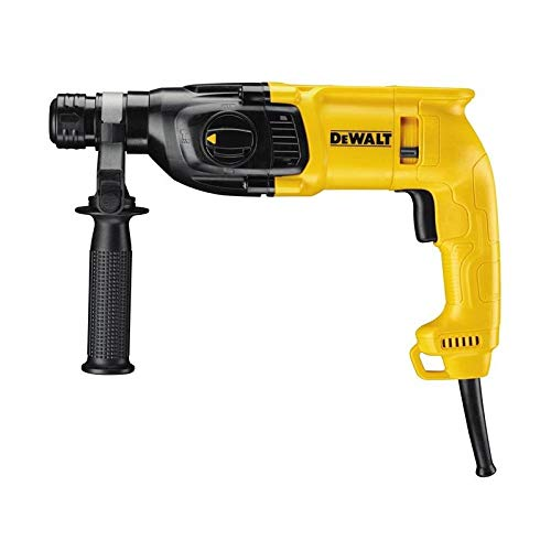 Dewalt D25033K-GB D25033K SDS+ Hammer 2kg 3 Mode 22mm 240V, 710 W, 240 V, Black/Yellow, 240 Volt