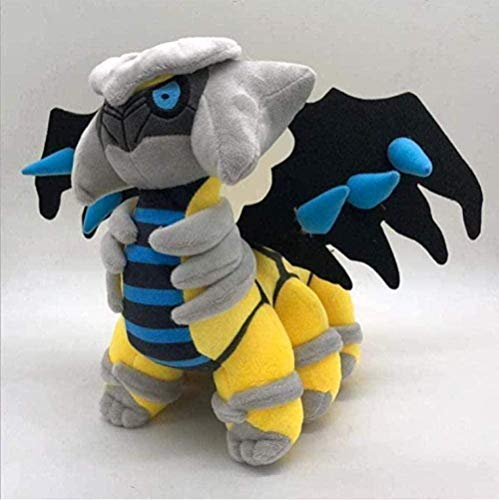 stogiit Juguete de Peluche, Almohada Suave de Felpa, Figura de Pokemon, muñeca de Anime, dragón, Monstruo, Giratina, Regalo de cumpleaños para niños de 30 cm