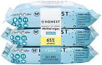 150-Count The Honest Company