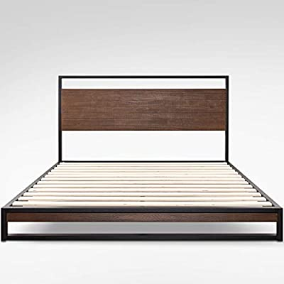 No se requieren herramientas, el montaje lleva solo unos minutos. Envío gratis: ¡los productos llegarán en una caja a su puerta! Reemplaza el marco de la cama y el somier Nos encantaría que usara nuestros productos todo el tiempo, pero si necesita al...
