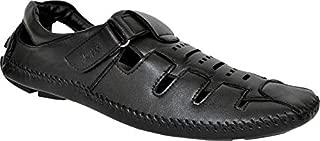 Lee Fox Black Casual Shoe LFROM18