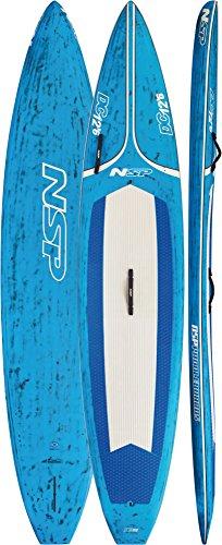 Nsp 12'6' Sup Dc Pro Race Nsp, Color: Blue, Talla: U