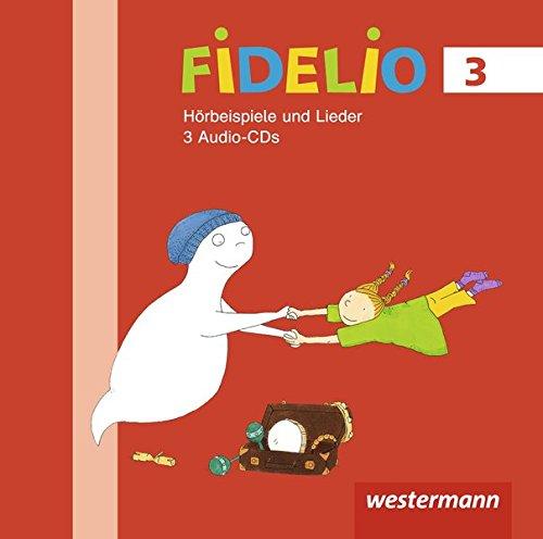 Fidelio Musikbücher - Allgemeine Ausgabe 2014: Hörbeispiele 3