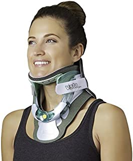 Aspen Vista? TX (Thoracic Extension) Collar Neck Brace Plus 1 Replacement Pad Set by Aspen Medical Products