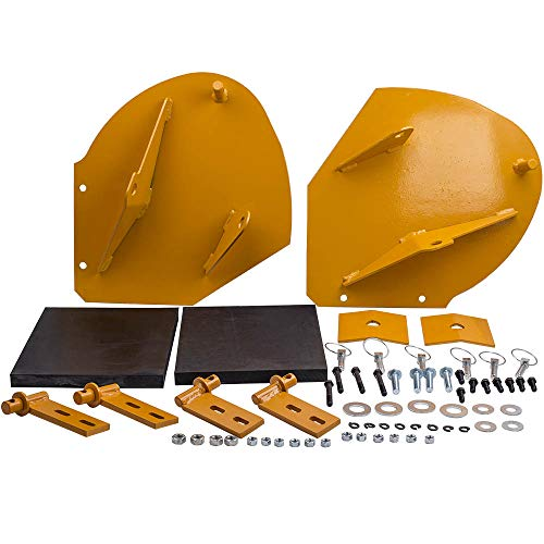Best Review Of Snow Plow Blade Wing Extensions Extenders for PW22 Pro Wings Wing