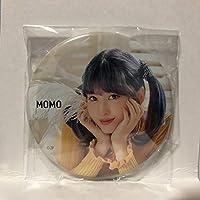 "TWICE モモ 缶バッチ ""ON&OFF"" SEASON'S GREETINGS 2021"