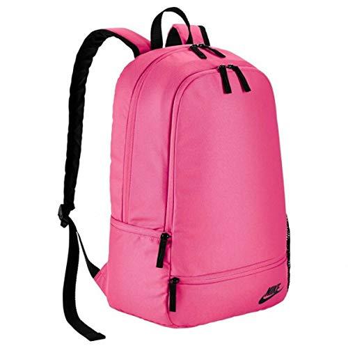 Nike Classic North Solid Mochila, Hombre, Rosa Digital Pink/Black, Talla Única
