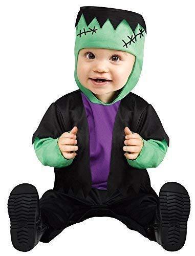 Fancy Me bebé niño Monstruo de Frankenstein Disfraz de Halloween 1 ...