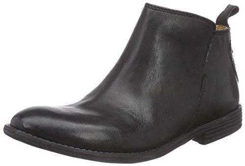 Hudson London Damen Revelin Kurzschaft Stiefel, Schwarz (Black), 38 EU
