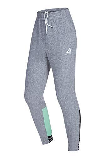Extreme Pop Pantalones de chándal para mujer con rasgos, marca británica