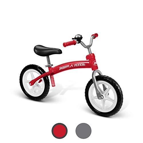 Radio Flyer- Juegos de Viaje Y de Bolsillo Bicicletas, Color Rojo (800A)