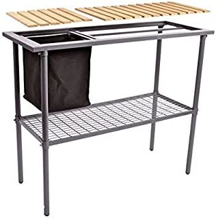 Weatherguard Garden and Greenhouse Potting Bench by Jewett-Cameron Lumber Corp