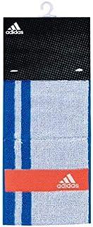 日繊商工 adidas クールタオル 熱中症対策 接触冷感 ルペラ クールアクティブロングタオル ブルー AD-1225_B