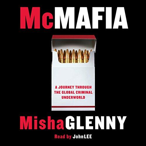 McMafia audiobook cover art