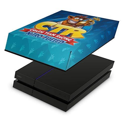 Capa Anti Poeira para PS4 Fat - Crash Team Racing CTR