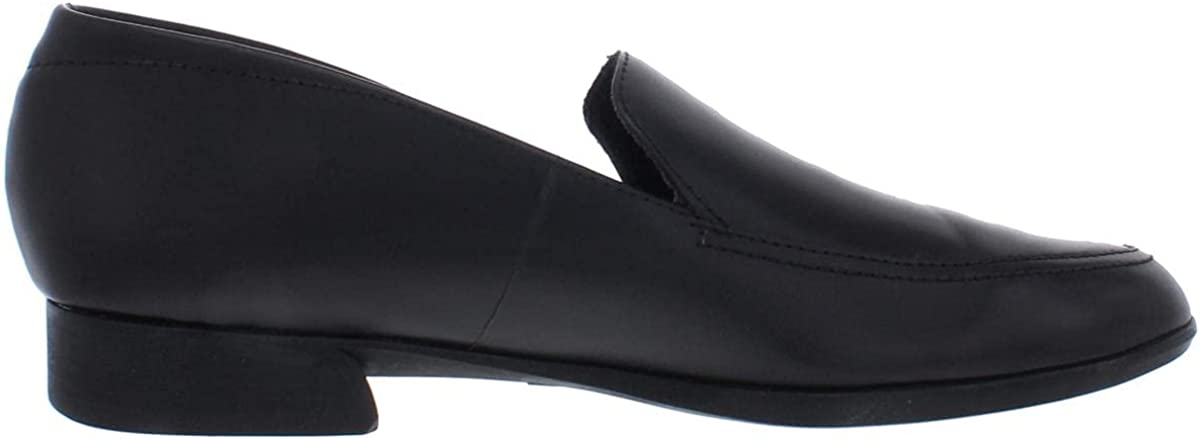 Munro Womens Harrison Leather Slip On Loafers
