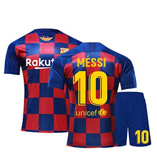 CBVB Fußball Trainingsanzüge Erwachsene, Messis Treue Fans, Barcelonas Trainingsanzüge und argentinische Wettkampfanzüge können wiederholt gewaschen Werden-Lattice-S