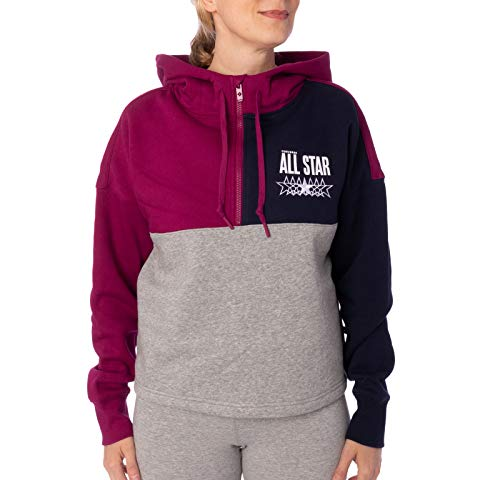 Converse Hoodie 10019103 Größe: XS Farbe: 507 d.pink