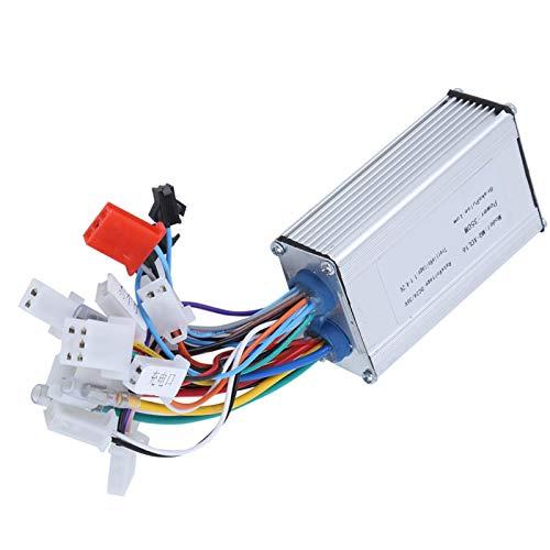 DAUERHAFT Controlador de Velocidad sin escobillas de 36 V, Accesorio de Controlador...