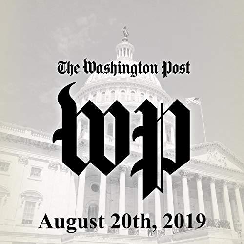 August 20, 2019 copertina