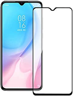 Prime Retail 5D Tempered Glass for Oppo A5 (2020), Full Coverage Anti Explosion Tempered Glass, 9H Hardness, 5D, Ultra Clear, Anti Scratch Free Anti Finger Print - Black
