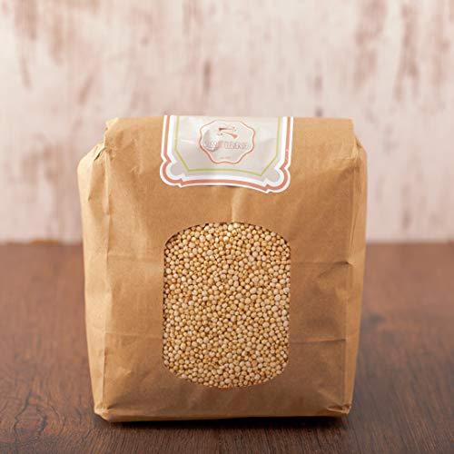 süssundclever.de® Bio Quinoa, gepufft | 900g (3 x 300 g) | Premium Qualität: hochwertiges Naturprodukt | plastikfrei in kompostierbarer, ökologisch-nachhaltiger Bio-Verpackung