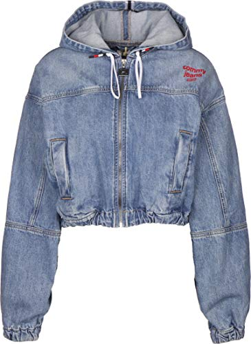 Tommy Jeans Cropped Fit Chaqueta vaquera