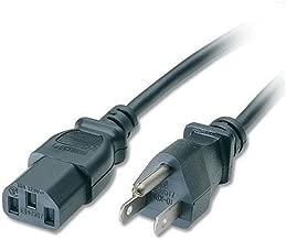 SoDo Tek TM 6 FT 3 Prong AC Power Cord Cable Plug FOR NEC PA272W-BK-SV LCD Monitor
