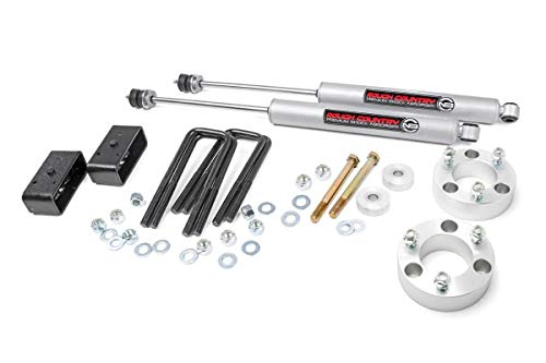 Rough Country 3' Lift Kit (fits) 2005-2020 Tacoma | N3 Shocks | Billet Suspension System | 74530