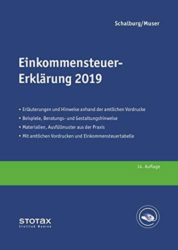 Einkommensteuer-Erklärung 2019: Erläuterungen, Beratungshinweise und Checklisten.