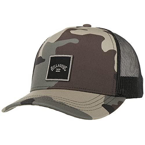Billabong Stacked - Gorra Trucker - Hombre - U - Camouflage