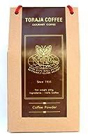 KUPU KUPU クプクプ オーガニック バリコーヒー TORAJA COFFEE パウダー 200g バリ島 人気 おすすめ お土産 インドネシア コーヒー 珈琲 トラジャ 豆 粉 [並行輸入品][海外直送品]