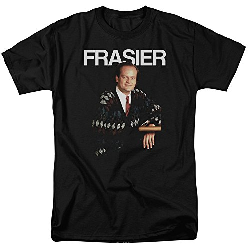 Cheers 80's TV Show NBC Frasier Adult T-Shirt Tee