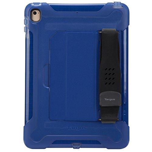 Targus THD20002GL Funda SafePort Rugged de Targus para iPad (2018/2017), iPad Pro de 9,7' y iPad Air 2 - Azul