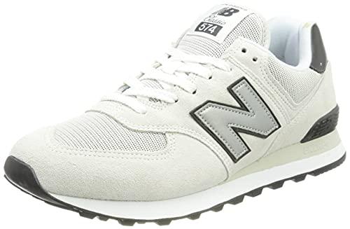 New Balance ML574V2, Zapatillas Hombre, White, 43 EU