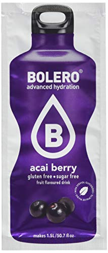 Bolero Classic Acai Berry Ohne Pfand, 24X9 gr (216 gr)