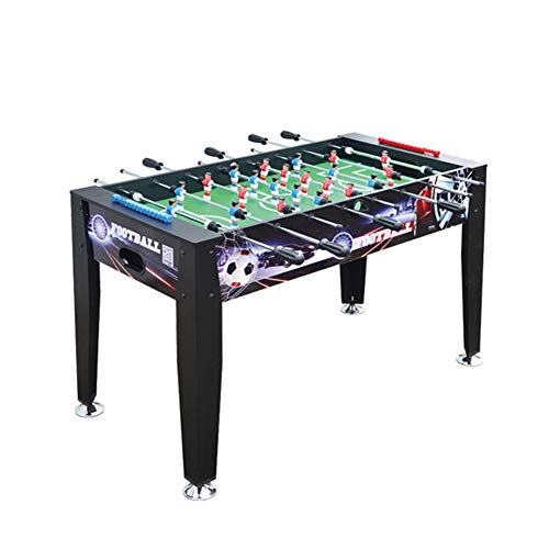 TriGold 54 Inch Foosball Table with 8 Handles,Heavy Duty Football Table for Kids and Adult,Competition Sized Tabletop Soccer Game Indoor A