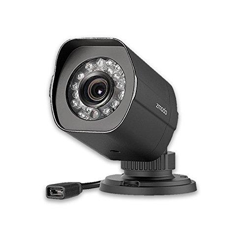 Zmodo SHO 720P HD Outdoor IP sPOE Network Camera (Newest Model, Female Micro USB Port) 3rd Generation